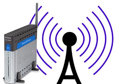 Настройка Wi Fi на модеме DSL G604T
