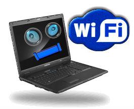 Процесс подключения ноутбука к wifi сети